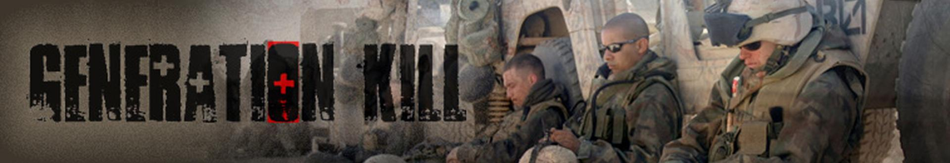 Image illustrative de Generation Kill