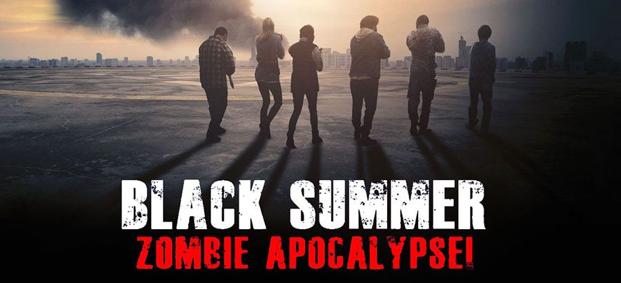 poster black summer