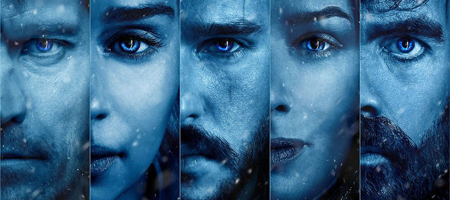 poster game of thrones saison 8
