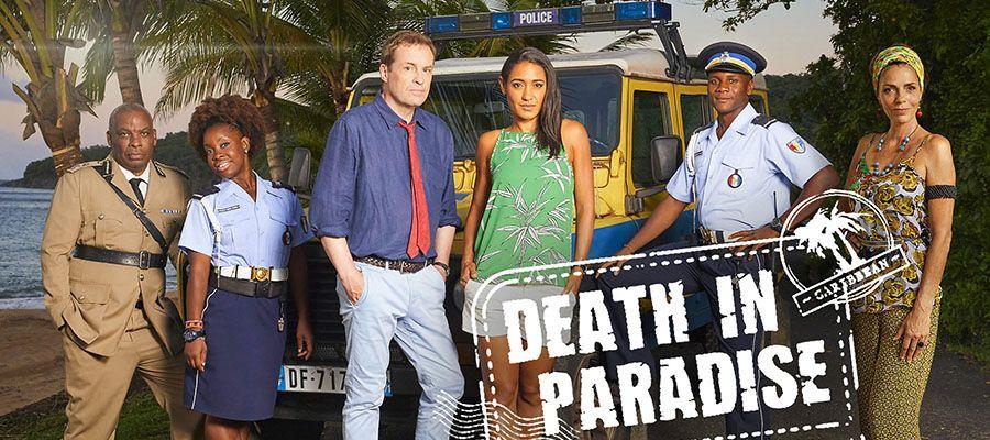 image de la saison 8 de Meurtres Au Paradis