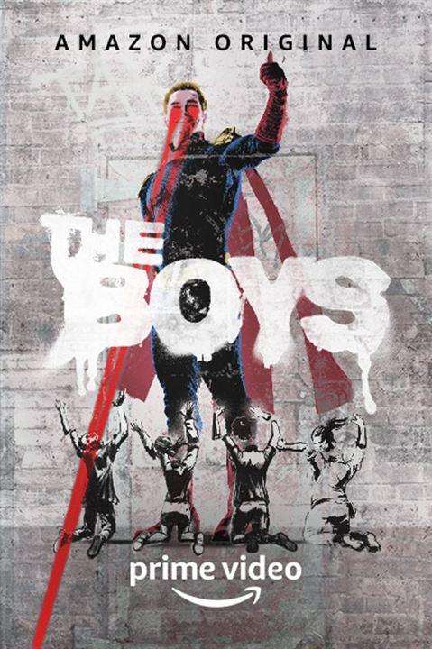 poster du Homelander de The Boys