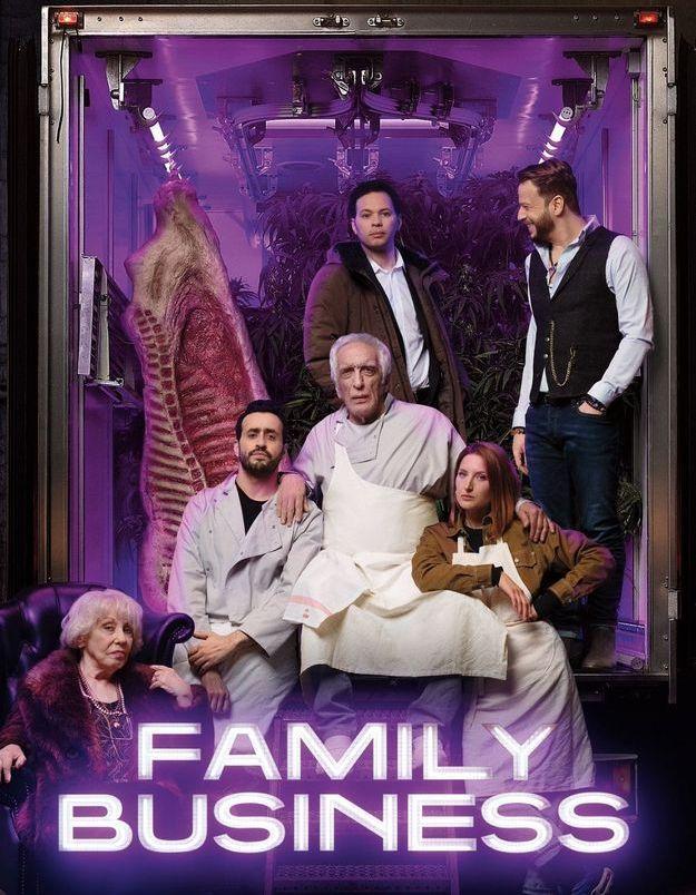 poster de family bussinnes