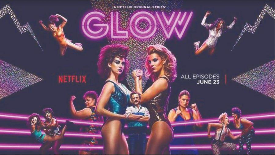 poster glow saison 3
