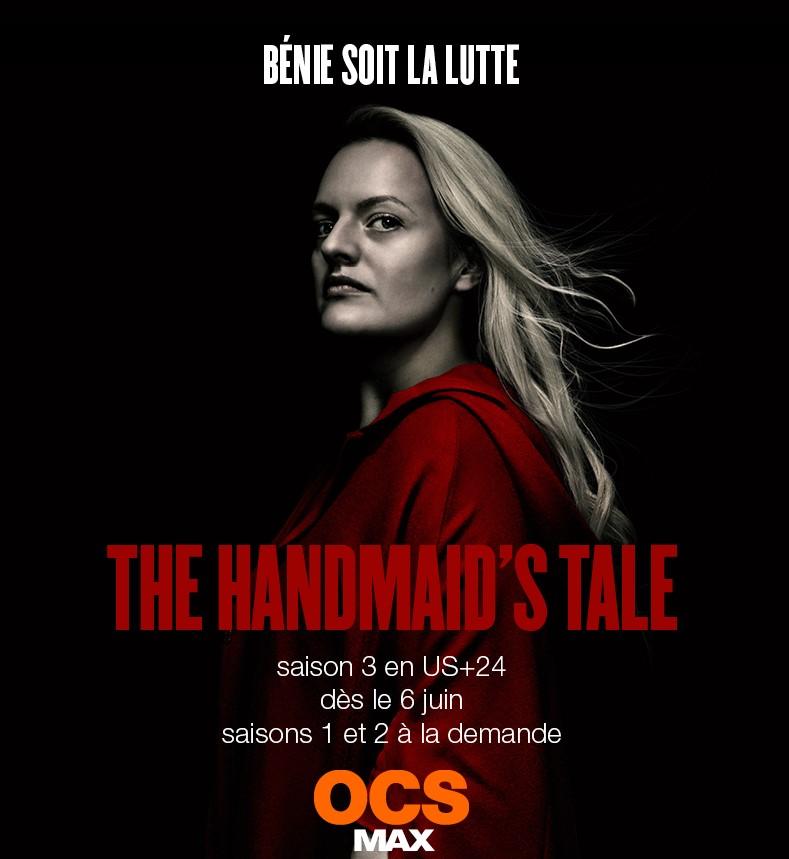 poster d'Handmaid's Tale saison 3
