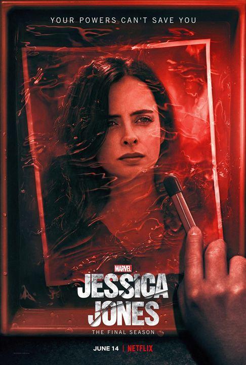 poster de Jessica Jones saison 3