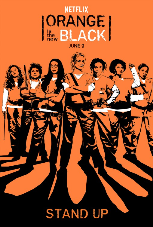 poster orange d'Orange is the new black saison 7
