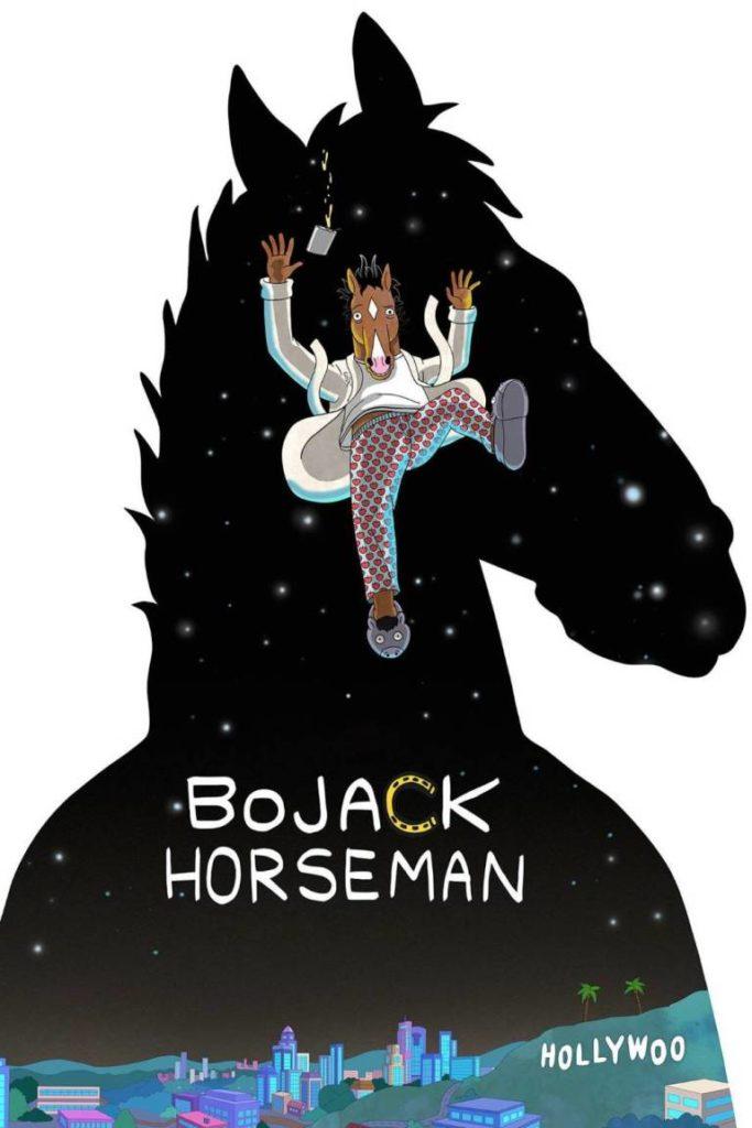 affiche bojack horseman saison 6