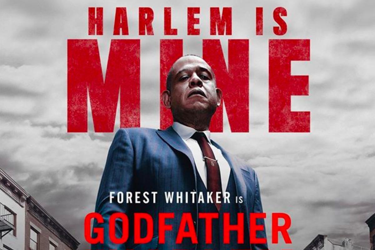 affiche godfather of harlem,