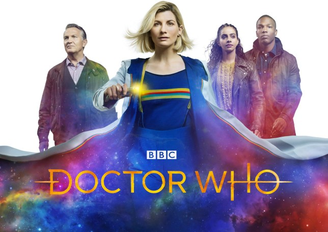 affiche doctor who saison 12
