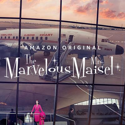 affiche the marvelous mis.maisel saison 3