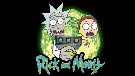affiche rick and morty saison 4