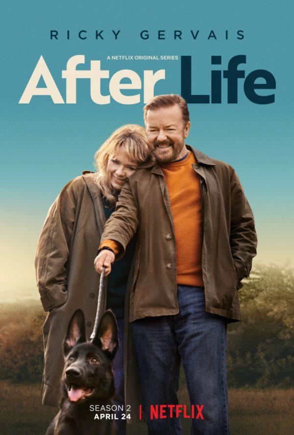 Affche After Life saison 2