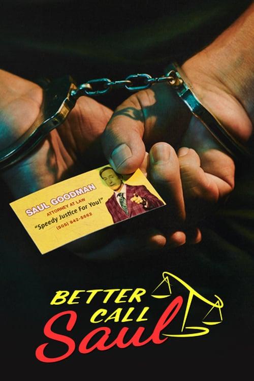 Affiche Better Call Saul saison 5