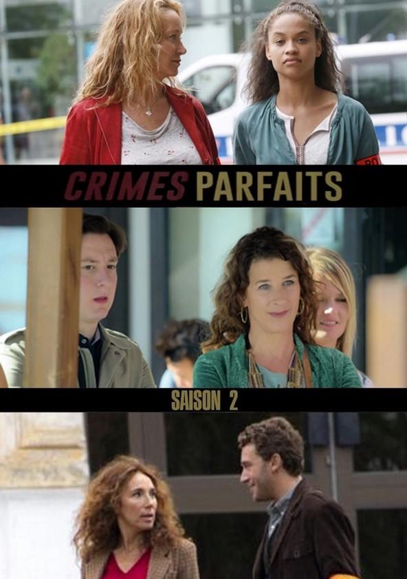 Affiche Crimes parfaits saison 2