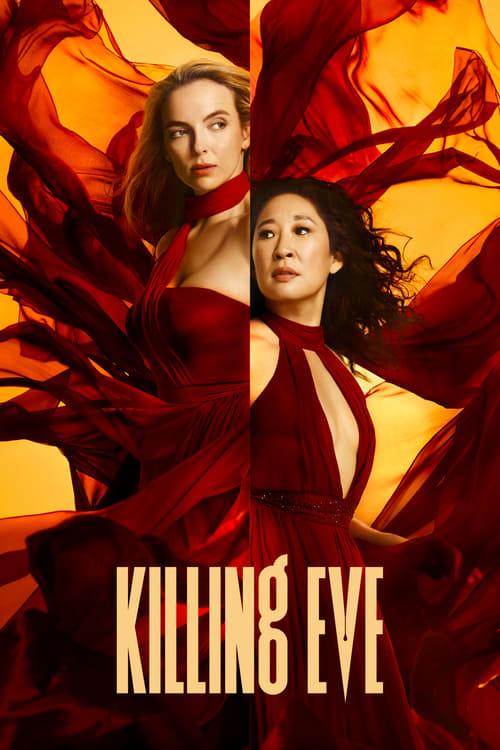 Affiche Killing Eve saison 3