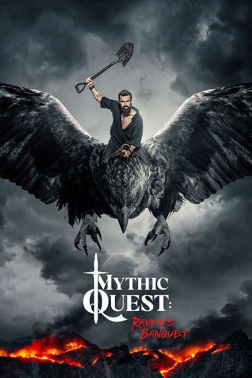 Affiche Mythic Quest : Raven's Banquet