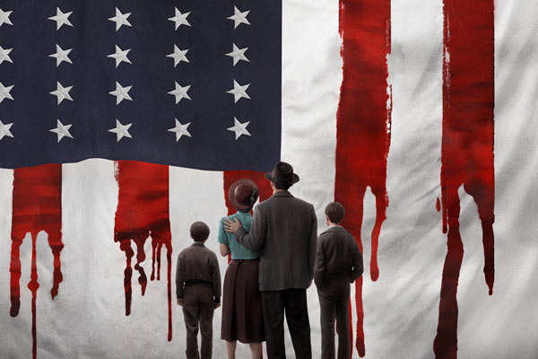 Affiche The Plot Agaisnt America