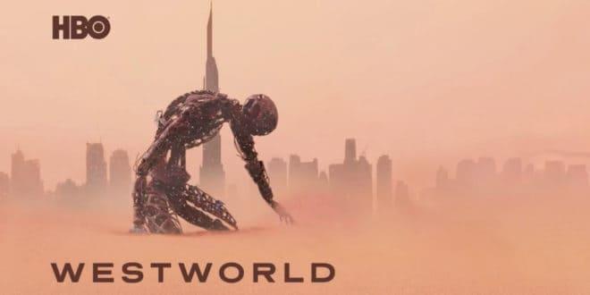 Affiche Westworld saison 3