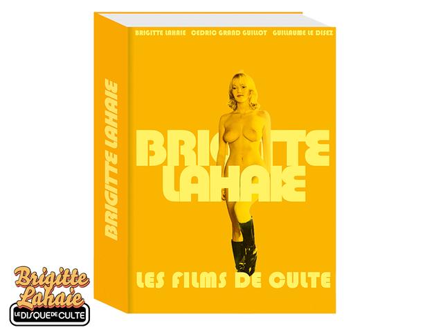 Livre Brigitte Lahaie les films de culte