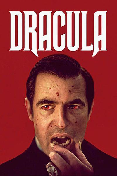 Poster Netflix de Dracula