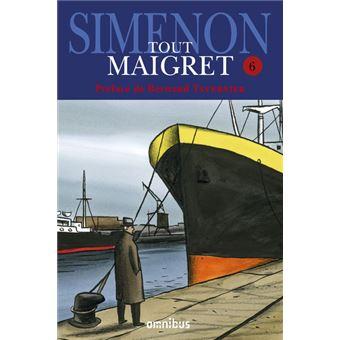 Intégrale Maigret volume 6