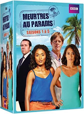 Coffret DVD de Meurtres au paradis