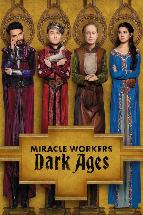 Poster de Miracle Workers saison 2