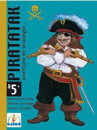 Jeu de société Piratatak