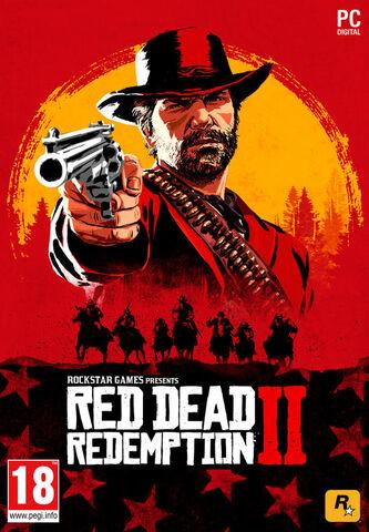 Poster de Red Dead Redemption 2