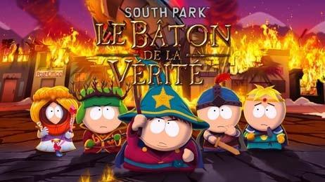 Poster du jeu South Park