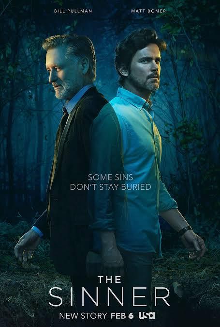 Poster de The Sinner