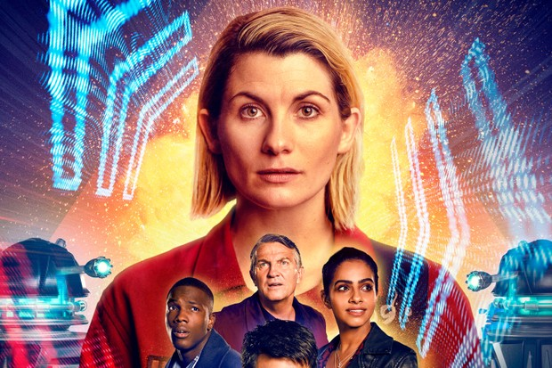 Affiche du Special Doctor Who