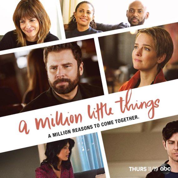 Affiche A Million Little Things saison 3