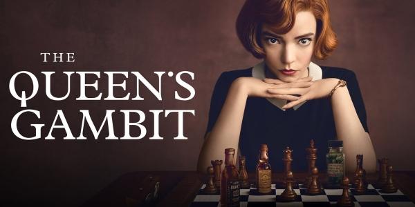 Affiche The Queen's Gambit