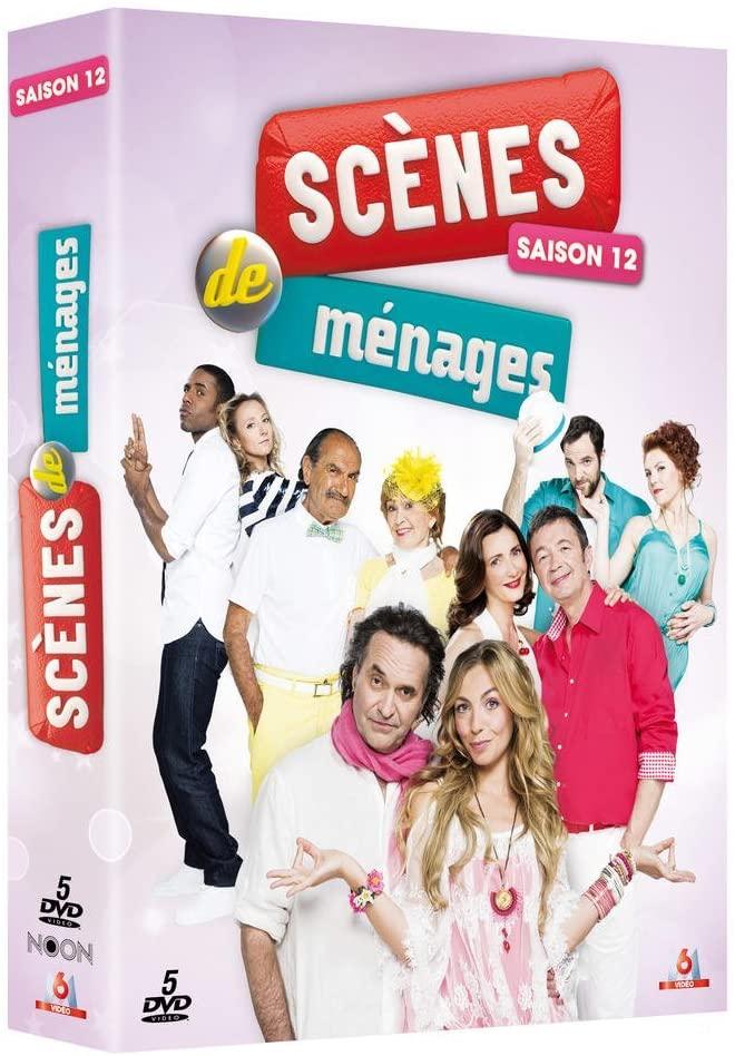 DVD Scènes de ménages saison 12