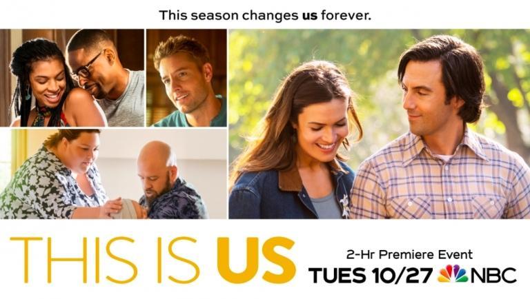 Affiche This Is Us saison 5