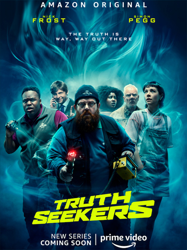 Affiche Truth Seekers