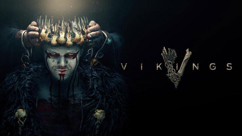 Affiche Vikings saison 6B