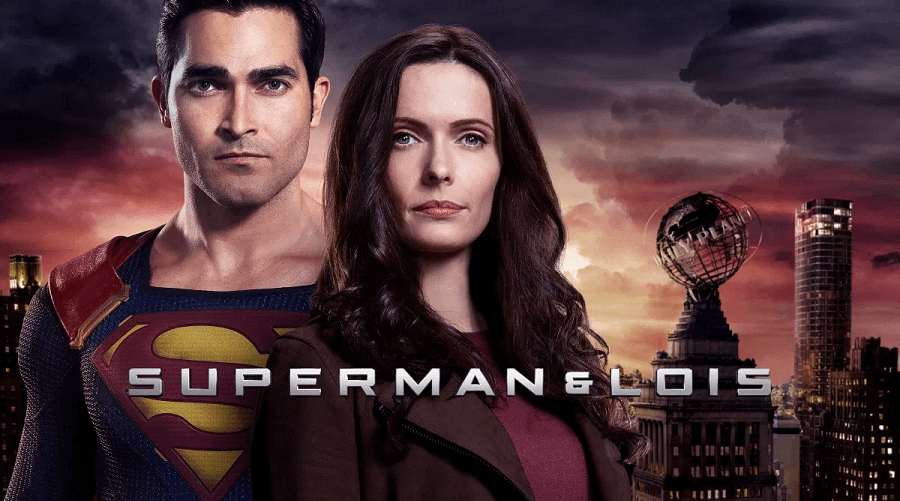Affiche Superman and Lois