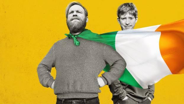 Affiche Frank of Ireland