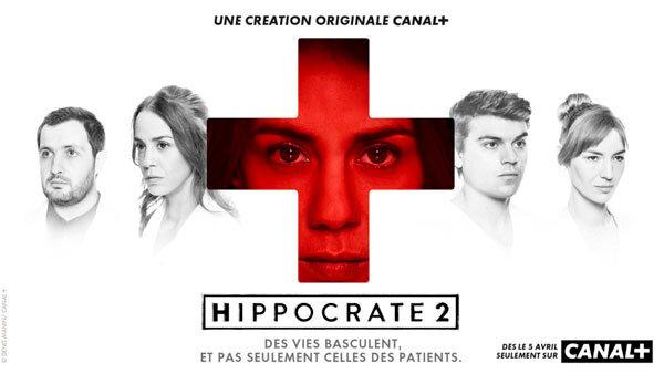 Affiche Hippocrate saison 2