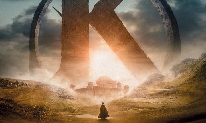 Affiche Kaamelott - 1er volet, le film