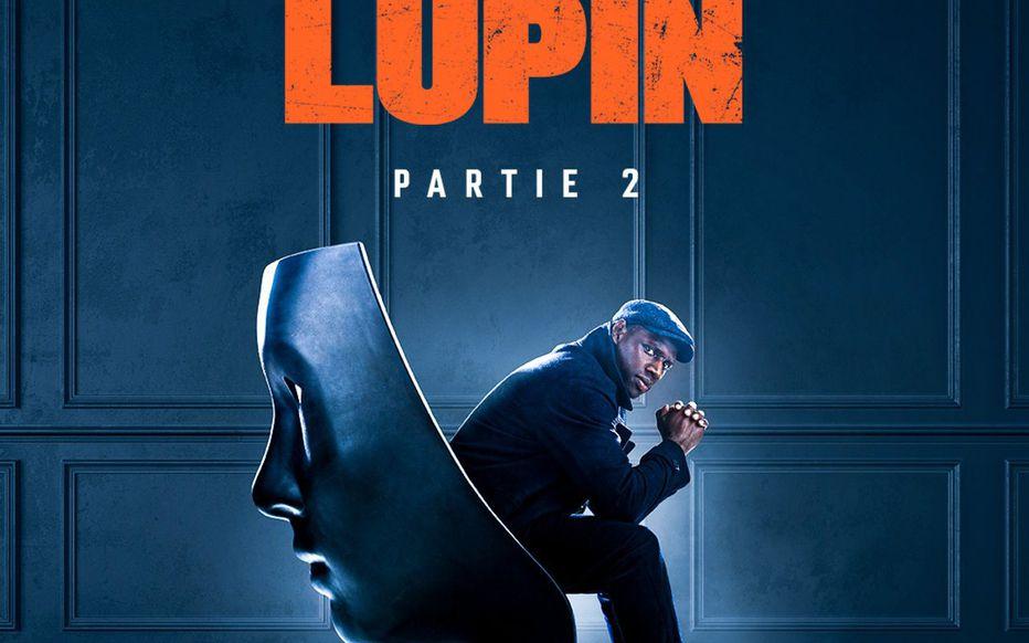 Poster Lupin 2ème partie