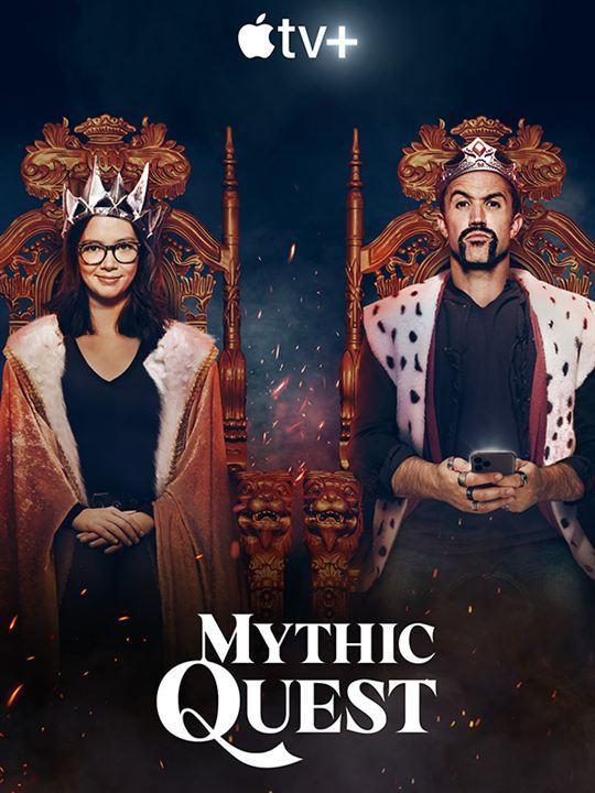 Affiche Mythic Quest saison 2