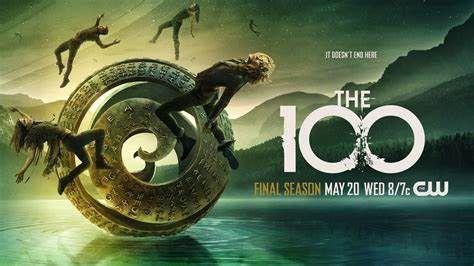 Poster The 100 saison 7