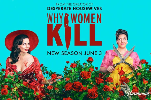 Affiche Why Women Kill