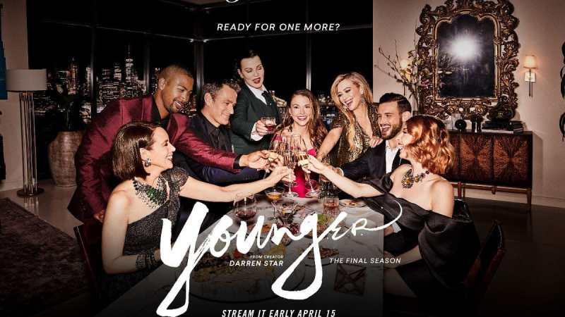 Affiche Younger saison 7