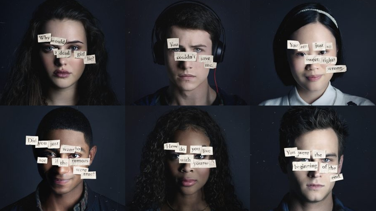 Personnages de 13 Reasons Why