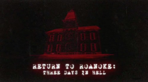 Roanoke Returns