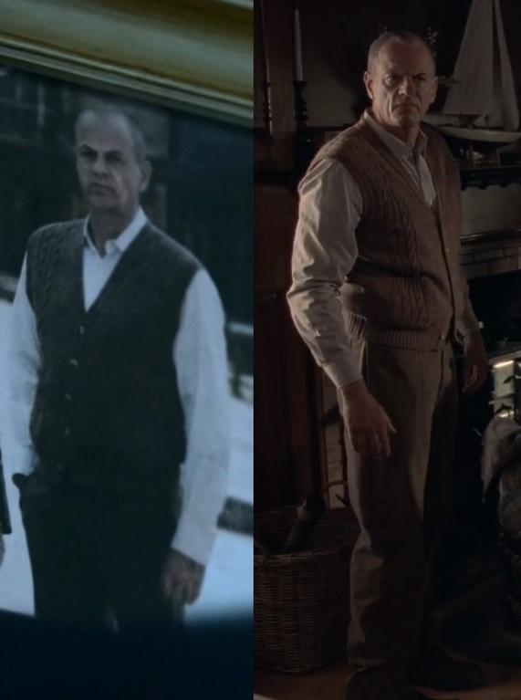 Arnold et le père de Ford